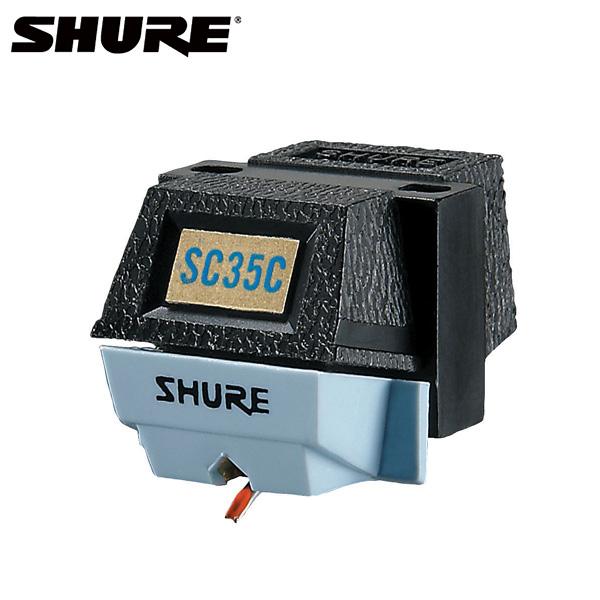 Shure(シュアー) / SC35C DJフォノカートリッジ テクノやハウスDJにお薦め 【国内正規品】