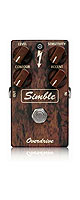 Simble Pedal(シンブルペダル) / Simble Overdrive オーバードライブ - ギターエフェクター - ■限定セット内容■→ 【・パッチケーブル(KLL15) 】