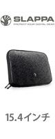 Slappa(スラッパ) / 15.4-Inch Laptop Sleeve(Black Damask) - SL-NSV-124 - 15.4インチラップトップケース