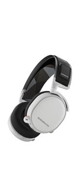 SteelSeries(スティールシリーズ) / ARCTIS 7 (ホワイト) - ゲーミングヘッドセット - 1大特典セット