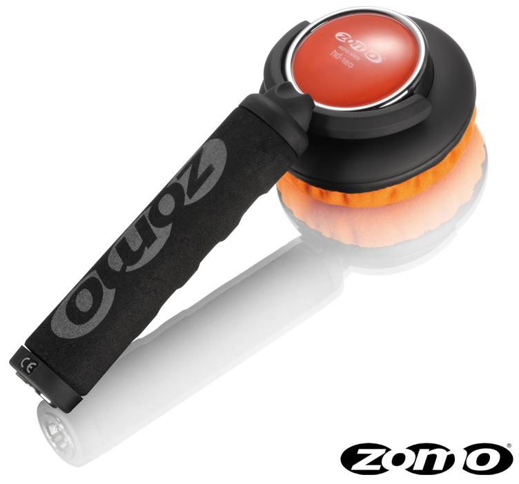 Zomo(ゾモ) / Stick Headphone HD-120 (Orange) 片耳ヘッドホン/スティック型 DJヘッドホン 【カールコード仕様】 1大特典セット