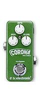 TC Electronic(ティーシーエレクトロニック) / Corona Mini Chorus -コーラス-  《ギターエフェクター》 1大特典セット