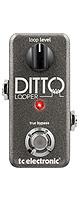 TC Electronic(ティーシーエレクトロニック) / Ditto Looper -ルーパー- 《ギターエフェクター》 ■限定セット内容■→ 【・パッチケーブル(KLL15) 】