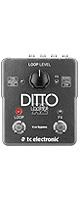 TC Electronic(ティーシーエレクトロニック) / Ditto X2 Looper -ルーパー- 《ギターエフェクター》 ■限定セット内容■→ 【・パッチケーブル(KLL15) 】