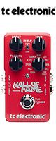 TC Electronic(ティーシーエレクトロニック) / Hall Of Fame Reverb 【TonePrint 対応】 -リバーブ- 《ギターエフェクター》 ■限定セット内容■→ 【・パッチケーブル(KLL15) 】