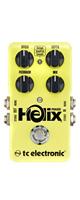 TC Electronic (ティーシーエレクトロニック) / Helix Phaser (ヘリックス・フェイザー) フェイザー・ペダル 《ギターエフェクター》 ■限定セット内容■→ 【・パッチケーブル(KLL15) 】