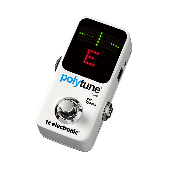 TC Electronic(ティーシーエレクトロニック) / PolyTune Mini - 複数弦同時チューニング ギター チューナー -