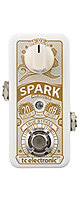 TC Electronic(ティーシーエレクトロニック) / Spark Mini Booster -ブースター- 《ギターエフェクター》