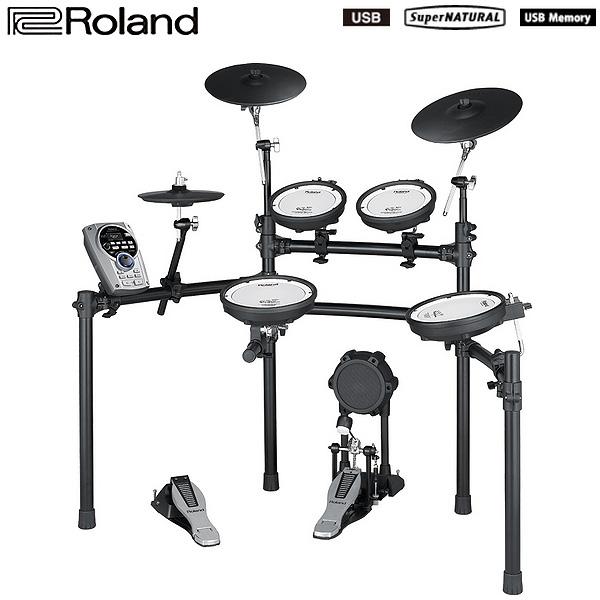 【基本セット】 Roland(ローランド) / TD-15K-S 電子ドラム