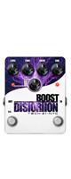 TECH21(テック21) / SansAmp:Boost Distortion BSTM-D - ディストーション / ブースター - 《ギターエフェクター》 ■限定セット内容■→ 【・パッチケーブル(KLL15) 】