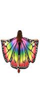 TLoowyTM /  蝶の羽ポンチョ (Multicolor) ハロウィン コスプレ