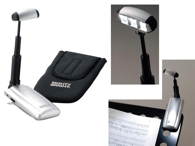 Mighty Bright / TRIPLE LED  - 譜面台ライト・DJブースライト -