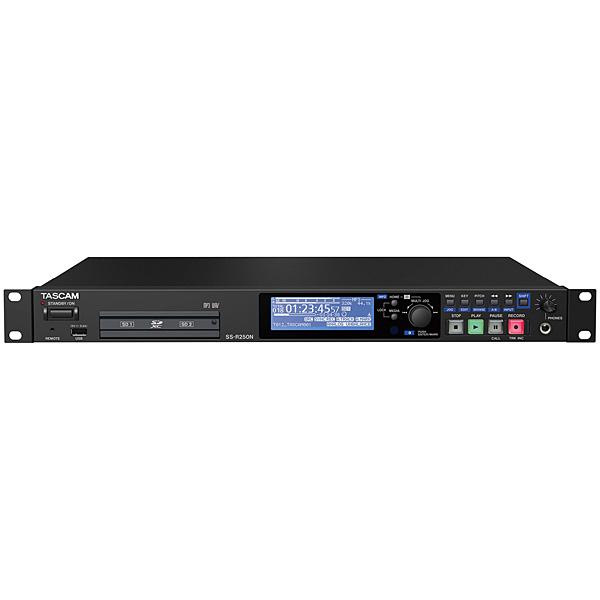 Tascam(タスカム ) / SS-R250N - 2チャンネルステレオオーディオレコーダー/プレーヤー -