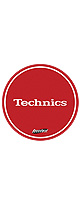 Technics(テクニクス) / Technics Speed Slipmat (2 slipmats) - スリップマット -