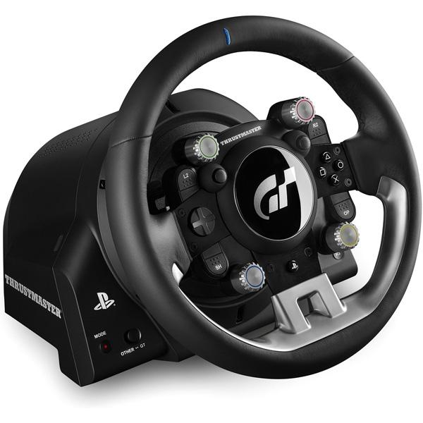 Thrustmaster (スラストマスター) / T-GT - PC・PS4対応レーシング ホイールコントローラー -