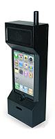 【処分価格】 レトロ携帯電話ケース - iPhone 3GS / 4対応 -