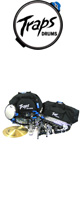 Traps Drums(トラップス ドラムス) / Traps Travel Bags - ドラムバッグ -