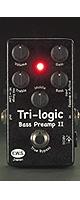 EWS(イーダブリューエス) / Tri-logic Bass Preamp 2 - ベース・プリアンプ - 《ベースエフェクター》 大特典セット