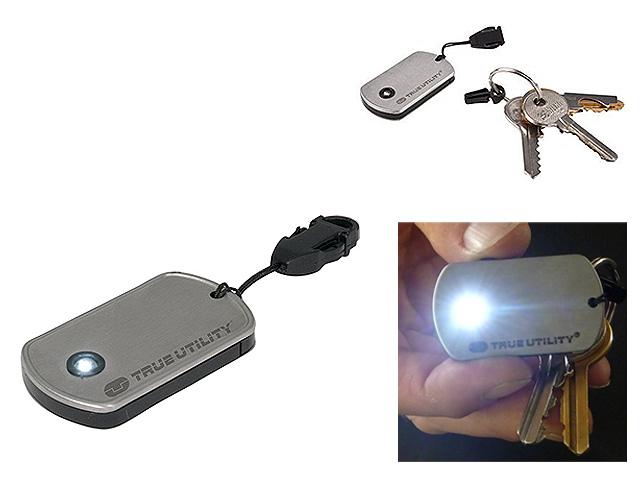 True Utility(トゥルーユーティリティー) / Necklite LED Torch  -ハンディーライト-