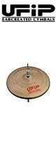 "UFiP(ユーフィップ) / NS-14LHH  Natural Series Hi Hat 14""Low(ペア)  - ハイハットシンバル -"