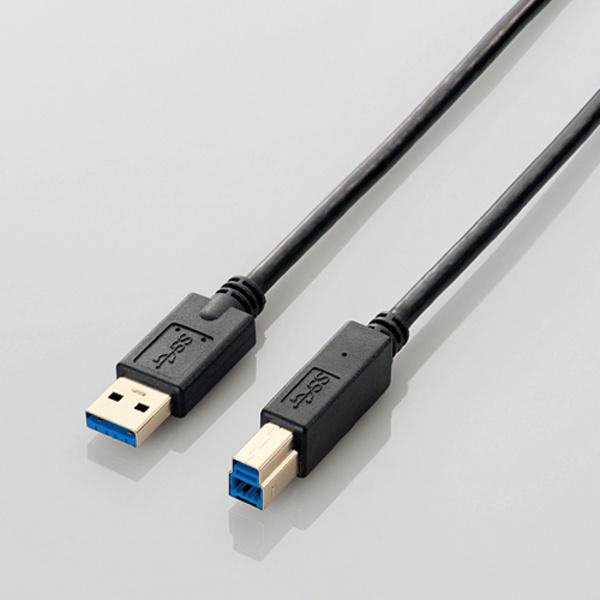 Elecom(エレコム) / USB3.0ケーブル(A-B) 【Pioneer DJ / CDJ-3000、DENON DJ / SC6000対応】