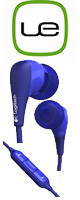 Ultimate Ears(アルティメイトイヤーズ) / 200vi Noise-Isolating Earphones (Blue) - イヤホン -