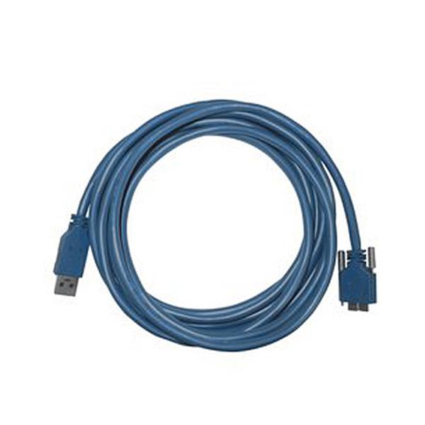 Unibrain(ユニブレイン) / USB 3.0 ケーブル (長さ 3m) マイクロB端子ケーブル