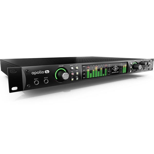 Universal Audio(ユニバーサルオーディオ) / APOLLO 8P - Thunderbolt接続オーディオ・インターフェース - 【期間&数量限定価格 9月15日(土)迄】