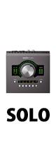 Universal Audio(ユニバーサルオーディオ) / APOLLO TWIN MKII SOLO -オーディオインターフェイス -