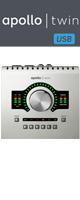 APOLLO TWIN USB / Universal Audio(ユニバーサルオーディオ) - USB3.0接続オーディオ・インターフェース - 1大特典セット