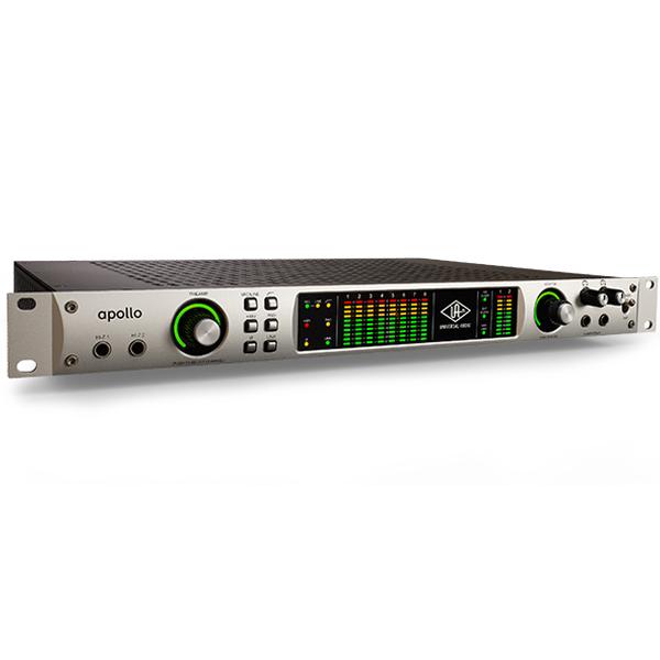 Universal Audio(ユニバーサルオーディオ) / Apollo FireWire - オーディオ・インターフェース - 【期間&数量限定価格 9月15日(土)迄】