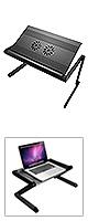 Laptop Desk Portable  PC Stand (寝たままでも使用可能) 【ノートPCスタンド】