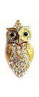 Owl Style USB Flash Drive (8GB) - フクロウ・USBフラッシュメモリー -