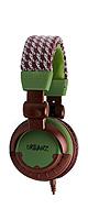 【限定1台】Urbanz / Block DJ Style Headphones (Khaki/Brown) - ヘッドホン - 『アウトレット品/箱ボロ』『セール』『ヘッドホン』 ■限定セット内容■→ 【・最上級エージング・ツール 】