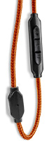 V-MODA(ブイ・モーダ) / 3-Button SpeakEasy Cable (Orange) - 交換用ケーブル -