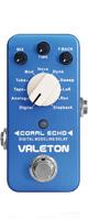 VALETON(ヴェイルトン) / CORAL ECHO - デジタルディレイ - 《ギターエフェクター》 1大特典セット