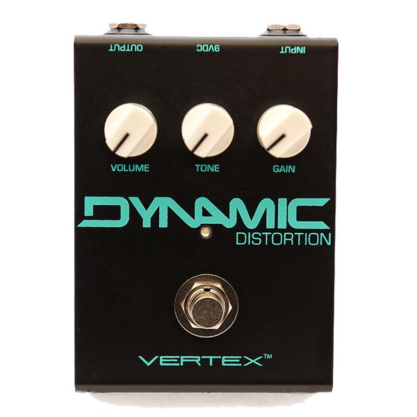 VERTEX(ヴァーテックス) / DYNAMIC DISTORTION - エフェクター - ディストーション - ■限定セット内容■ 【 パッチケーブル(PLL-15) 】