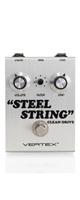 VERTEX(ヴァーテックス) / STEEL STRING CLEAN DRIVE - エフェクター - ■限定セット内容■ 【 パッチケーブル(PLL-15) 】