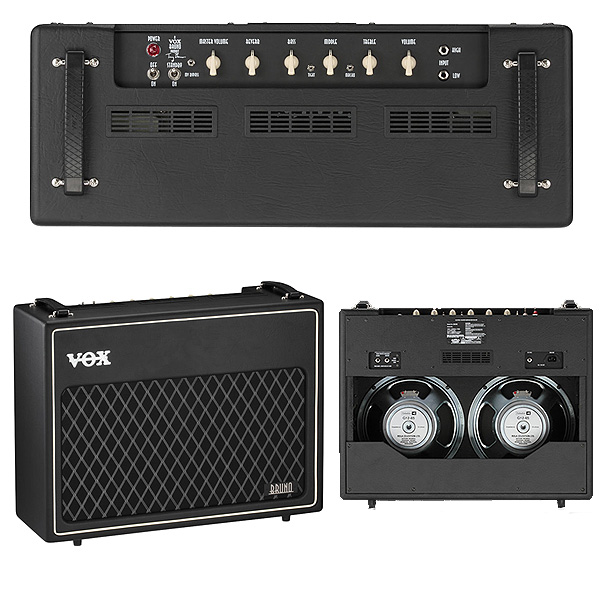 【タイムセール限定1台】VOX(ヴォックス) / TB35C2 ギターアンプの商品レビュー評価はこちら