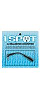 Visual Sound(ビジュアル・サウンド) / 1SPOT 3.5 Millimeter Converter - 3.5φミニプラグアダプター -