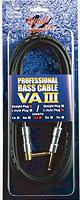 Vital Audio(バイタルオーディオ) /  Professional Bass Cable VA-3.0m S/S - ベースシールド - 【2Pストレート / 2Pストレート】