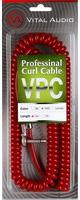 Vital Audio(バイタルオーディオ) / VPC RED-5M - 限定生産 楽器用シールド・ケーブル -