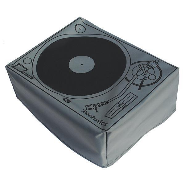 DMC(ディーエムシー) / Technics Deck Cover (GREY) ターンテーブル・カバー