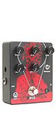 Walrus Audio(ウォルラスオーディオ) / RED - ディストーション - 《ギターエフェクター》 ■限定セット内容■→ 【・高級パッチケーブル 】