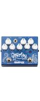 Wampler Pedals(ワンプラーペダル) / Paisley Drive Deluxe - オーバードライブ / ブースター - [ギターエフェクター] 1大特典セット