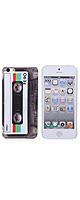 WorldAccessories / i-Style Series Tape Cassette Retro Case for iPhone 5 Case (Retro Style) EB- IE0217801-166 - iPhone 5 ケース  -