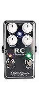 Xotic(エキゾチック) / RC Booster V2 - ブースター - 《ギターエフェクター》