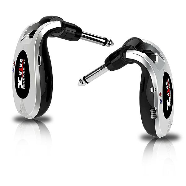 Xvive(エックスバイブ) / XV-U2 (シルバー) Digital Wireless - デジタルワイヤレス ・システム -