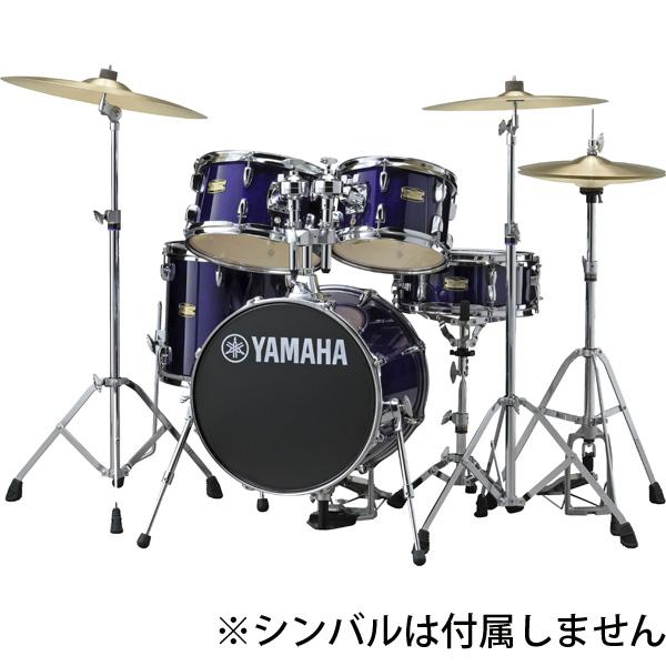 【一括キット】YAMAHA(ヤマハ) / Junior kit (ディープ・バイオレット)シェル + ハードウェア セット 【JK6F5DV + HWJK】【マヌ・カチェ シグネチャー ドラムセット】  -コンパクト・ドラムセット -