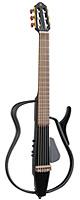 YAMAHA(ヤマハ) / サイレントギター ブラックメタリック SLG110N 【ナイロン弦のエレガットタイプ】